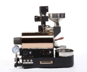 300g coffee roaster front side