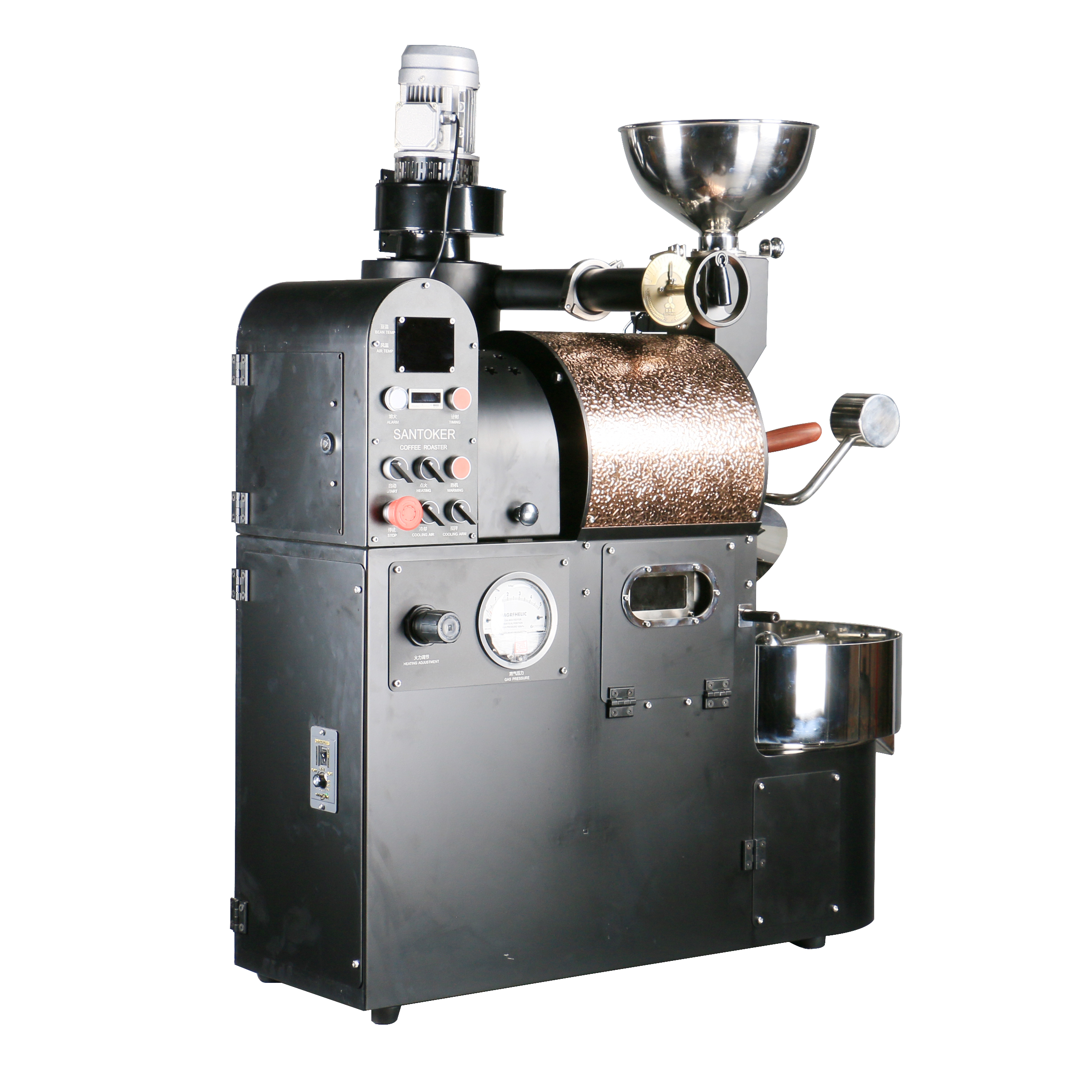 Santoker 1.5kg coffee roaster