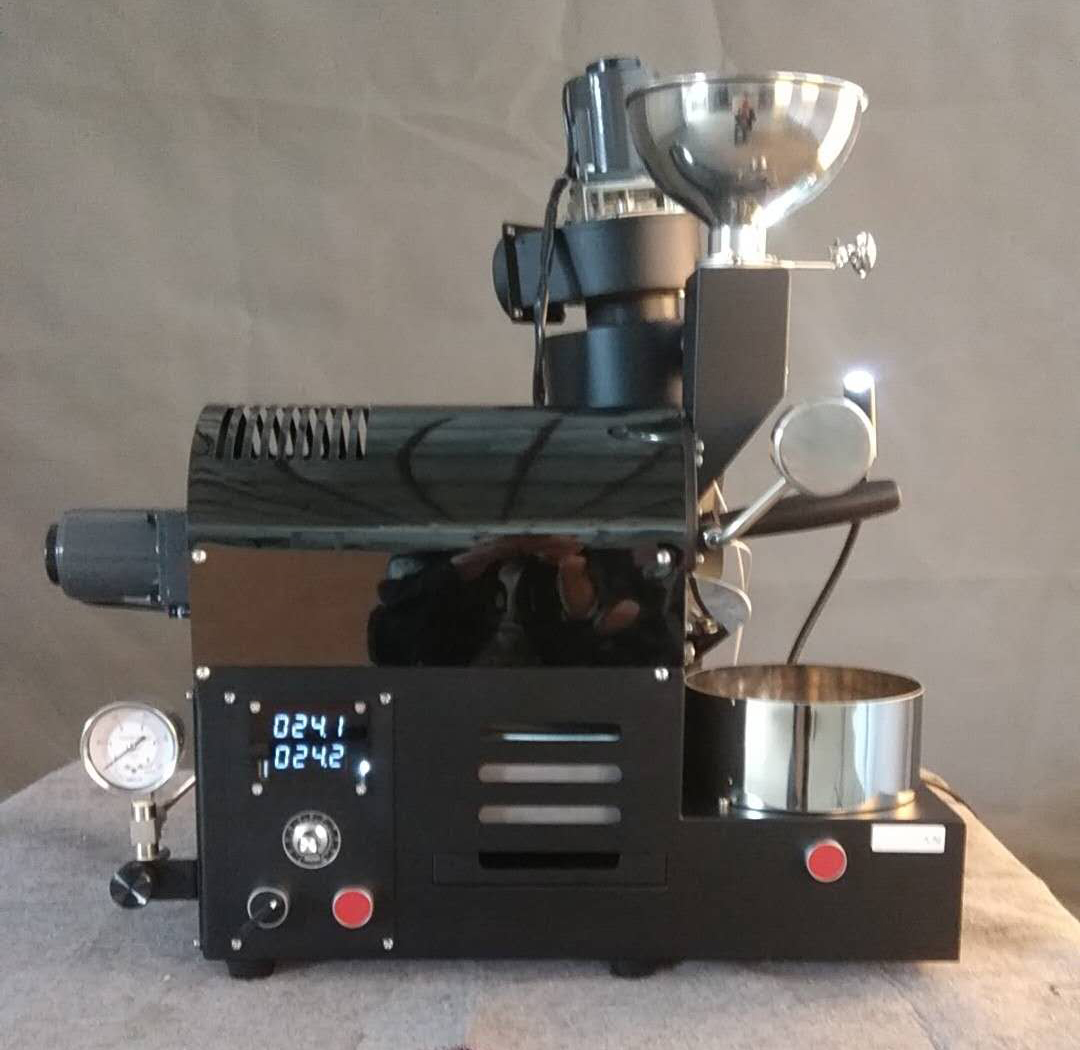 WS-200 Tiny/Micro Commercial Coffee Roaster - Commercial Coffee